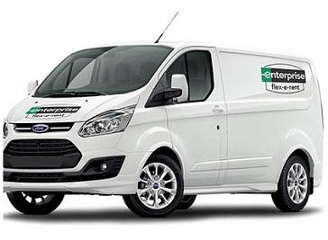 Enterprise Flex-E-Rent - Commercial Vehicle & Van Hire Wigan