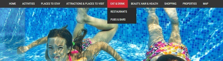 Drop Down menus Advertise with us What's on in Wigan